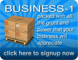 ATU Centaur Business-1 Shared Hosting Package