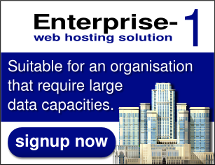 ATU Centaur Enterprise-1 Shared Hosting Package
